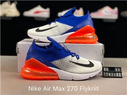 Women Nike Air Max 270 Weave Sneaker AAAA 208
