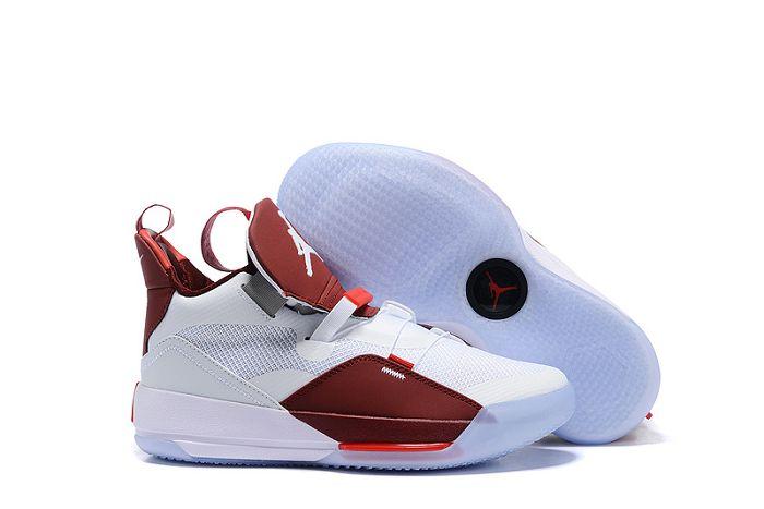 Men Air Jordan XXXIII Basketball Shoe AAA 209