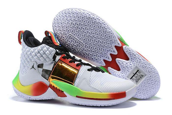 Men Jordan Why Not Zero 2 Basketball Shoes 324