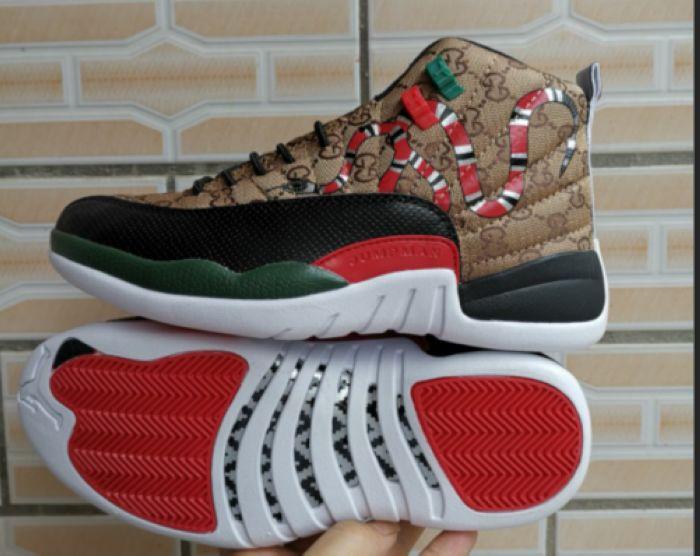 Men Basketball Shoes Air Jordan XII Retro 361