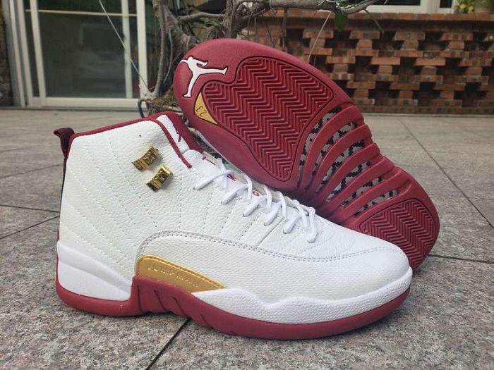 Men Basketball Shoes Air Jordan XII Retro 364