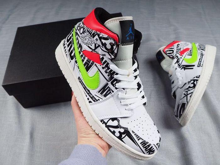 Men Basketball Shoes Air Jordan I Retro AAAA 721