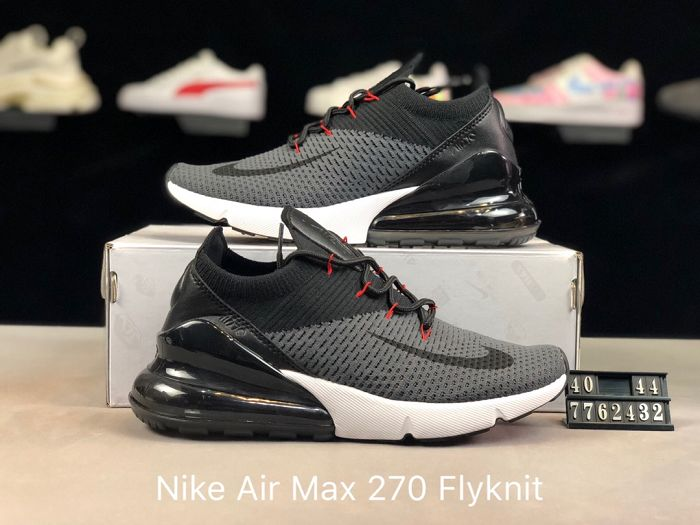 Men Nike Air Max 270 Weave Running Shoe AAAA 246